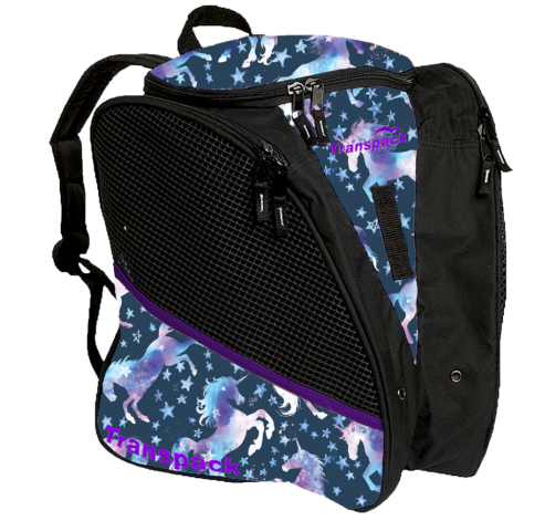 Unicorn Transpack Ice Skate Backpack