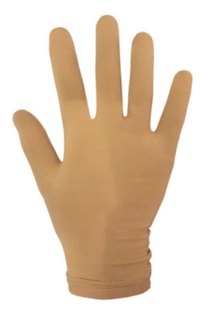 Chloe Noel nude lycra competition gloves
