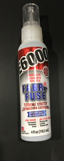 E6000 Fabri Fuse- fabric glue 4oz
